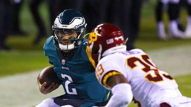 Washington 20-14 Eagles
