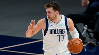 Doncic triple-double sinks Pacers