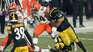 Browns 48-37 Steelers