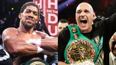 Hearn: AJ vs Fury in August in Saudi Arabia