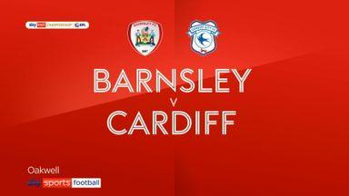 Barnsley 2-2 Cardiff
