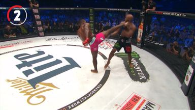 Top five Bellator Light Heavyweight finishes