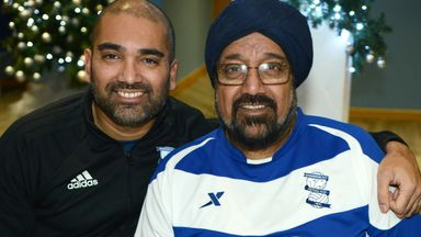 How Micky and Bik Singh bring new fans to Birmingham