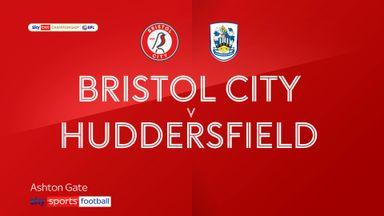 Bristol City 2-1 Huddersfield