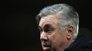 Ancelotti: Football must continue