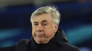Ancelotti: Our target hasn't changed