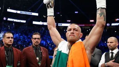 'Forget boxing, McGregor should stick with MMA'