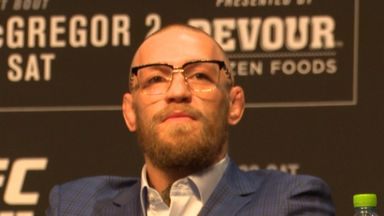 McGregor: I have plenty of motivation