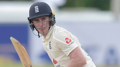 Lawrence relishing Test competition