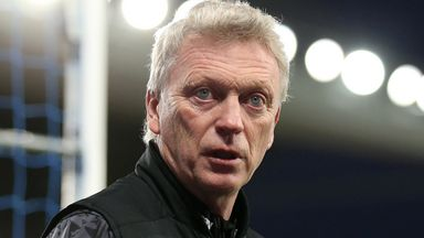 Moyes: I want West Ham to compete at the top