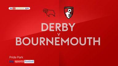 Derby 1-0 Bournemouth