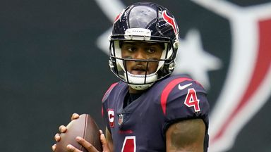 Will Deshaun Watson be traded by Texans?