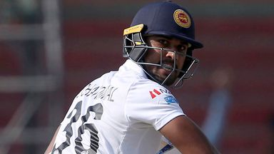 Chandimal rues first-innings batting