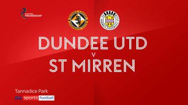 Dundee Utd 1-5 St. Mirren