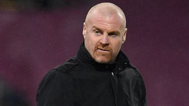 Dyche laments Burnley injuries