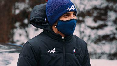 Ocon: Alpine's target, Alonso's challenge