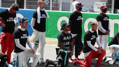 'F1 continuing strong focus on diversity'