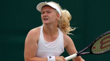 Jones hoping to inspire others at Aussie Open