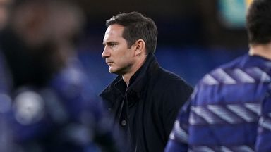 Lampard: Poor form makes job more exciting
