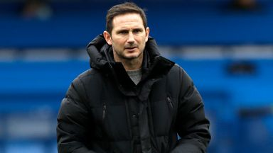 'Lampard's under huge pressure at Chelsea'