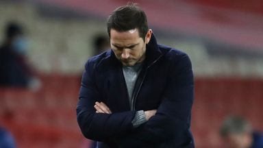 'Results spoke volumes for Lampard's fate'