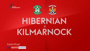 Hibernian 2-0 Kilmarnock