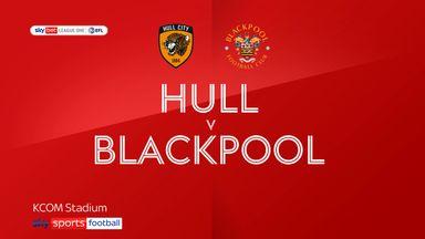 Hull 1-1 Blackpool