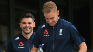 'Play Anderson and Broad in India'