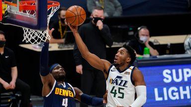 NBA Wk 4: Jazz 109-105 Nuggets