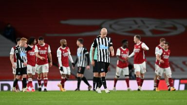 Nev: Newcastle fans served 'dire tripe' for 10 years