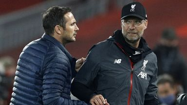 Klopp: Lampard sacking really harsh