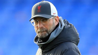 Klopp: We are unlikely to bring in new CB