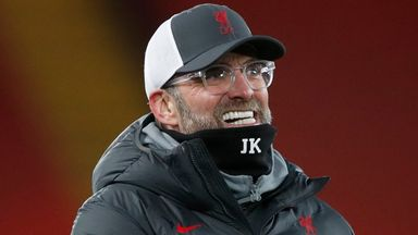 Klopp: I'm not playing penalty mind games