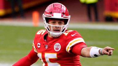 Reid: Mahomes feeling good