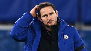 Lampard: Chelsea not ready to compete for title