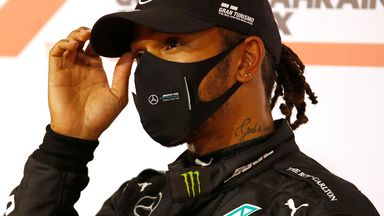Hamilton's contract: What's the latest?