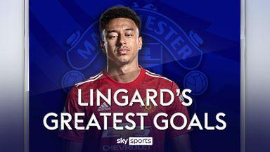Jesse Lingard's greatest PL goals