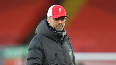 Klopp: We're not where we want to be