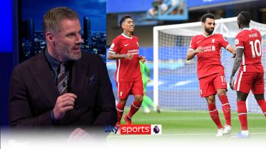 Analysing Liverpool's 'unique' front three
