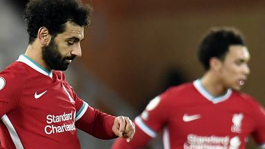 Johnson: Liverpool look mentally tired