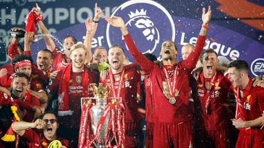 Liverpool, Man Utd in Money League top five