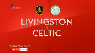 Livingston 2-2 Celtic