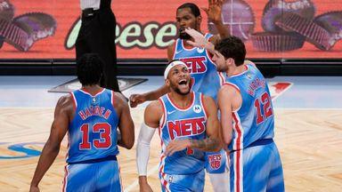 NBA Wk 4: Nets 122-115 Magic