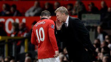 Moyes praises Rooney's attitude