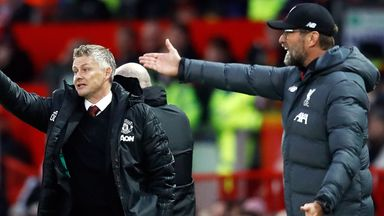 Klopp has sympathy for Ole over fixtures