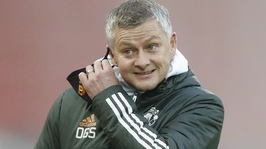 Ole: Our 'laser focus' on next game, not title talk