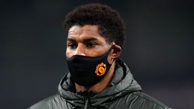 Rashford: Million miles to go in food poverty fight