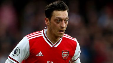 Ozil set to leave Arsenal for Fenerbahce