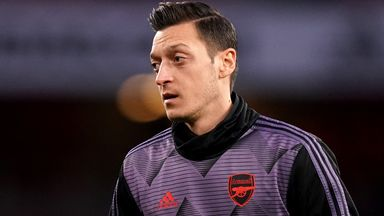 'Arsenal, Ozil willing to do Fenerbahce deal'