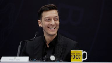 Ozil: It's a dream to join Fenerbahce